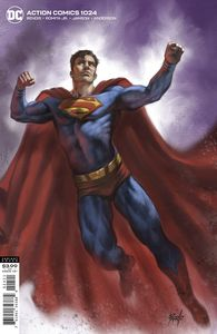 [Action Comics #1024 (L Parrillo Variant Edition) (Product Image)]