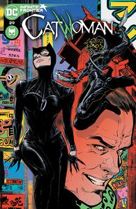 [Catwoman #29 (Cover A Joelle Jones) (Product Image)]