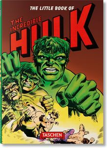 [The Little Book Of Hulk (Product Image)]