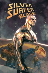 [Silver Surfer: Black #1 (Parel Variant) (Product Image)]