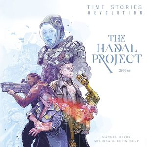 [The Hadal Project: Time Stories Revolution (Product Image)]