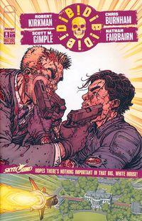 [The cover for Die!Die!Die! #8]