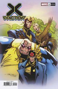 [X-Factor #1 (Stroman Hidden Gem Variant) (Product Image)]