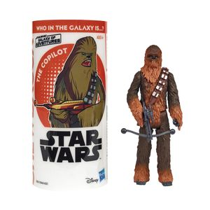 [Star Wars: Galaxy Of Adventures: Action Figure: Chewbacca (Product Image)]