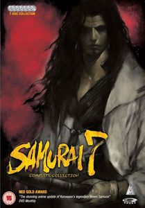 [Samurai 7: The Complete Collection (Product Image)]