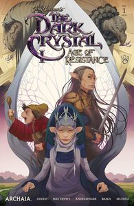 [Jim Henson's The Dark Crystal: Age Of Resistance #1 (Cover A) (Product Image)]