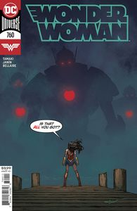 [Wonder Woman #760 (Product Image)]