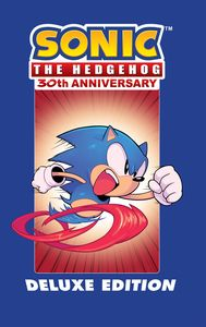 [Sonic The Hedgehog (30th Anniversary Celebration Hardcover) (Product Image)]