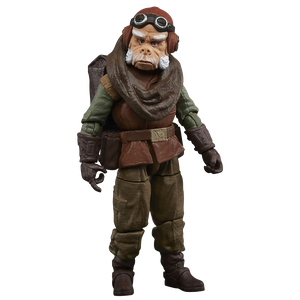 [Star Wars: The Mandalorian: The Vintage Collection Action Figure: Kuiil (Product Image)]