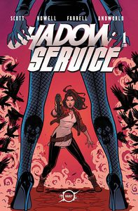 [Shadow Service #1 (Isaacs Variant) (Product Image)]