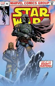 [Star Wars: War Of The Bounty Hunters #4 (Mike McKone Variant) (Product Image)]