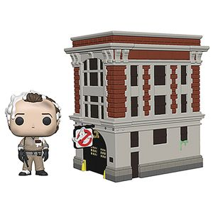 [Ghostbusters: Pop! Vinyl Town & Figure: Peter With House (Product Image)]