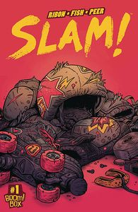 [Slam #1 (2nd Printing) (Product Image)]