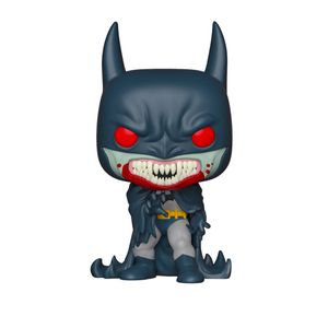 [DC: Batman 80th: Pop! Vinyl Figure: Red Rain Batman (Product Image)]