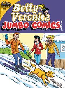 [Betty & Veronica: Jumbo Comics Digest #291 (Product Image)]