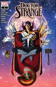 [Doctor Strange: Annual #1 (Product Image)]