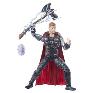 [Avengers: Infinity War: Marvel Legends Action Figure: Thor (Product Image)]