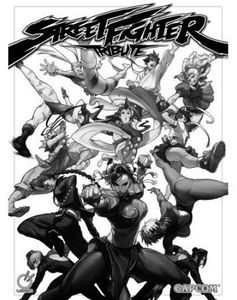 [Street Fighter Tribute (Product Image)]
