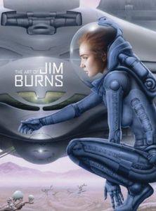 [The Art Of Jim Burns: Hyperluminal (Hardcover) (Product Image)]