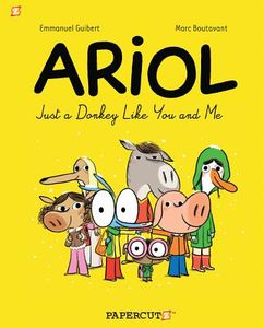 [Ariol: Volume 1: Just a Donkey Like You And Me (Product Image)]