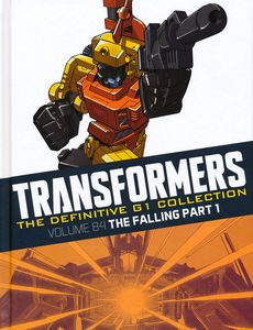 [Transformers Definitive G1 Collection: Volume 81: The Falling: Part 1 (Product Image)]