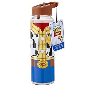 [Toy Story: Plastic Water Bottle: Woody (Product Image)]