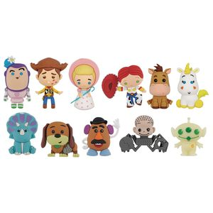 [Disney: Toy Story: 3D Figural Bag Clips: Classic (Product Image)]
