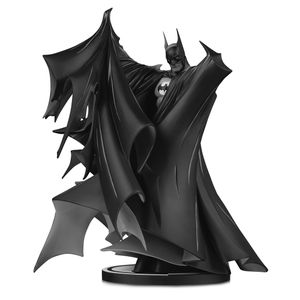 [Batman: Deluxe Statue: Black & White By Todd McFarlane (Product Image)]