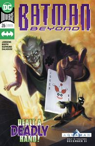 [Batman: Beyond #26 (Product Image)]