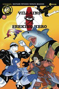 [Villains Seeking Hero #3 (Product Image)]