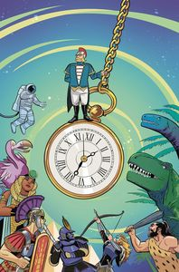 [Thrilling Adventure Hour #3 (Subscription Bustos Variant) (Product Image)]