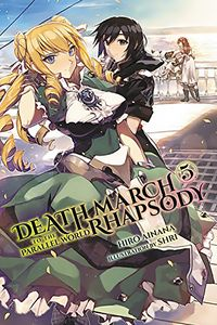 [Death March Parallel World Rhapsody: Light Novel: Volume 5 (Product Image)]