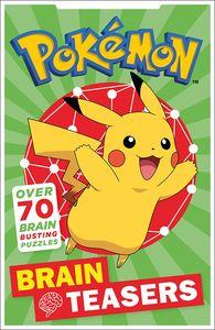 [Pokémon Brain Teasers (Product Image)]
