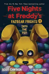 [Into The Pit: Five Nights At Freddy's: Fazbear Frights #1 (Product Image)]