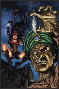 [Van Helsing: Sword Of Heaven #4 (Cover B Abrera) (Product Image)]