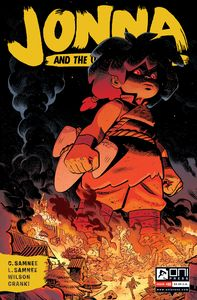 [Jonna & The Unpossible Monsters #8 (Cover A Samnee) (Product Image)]