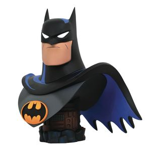 [Batman: The Animated Series: Legends In 3D Bust: Batman (Product Image)]
