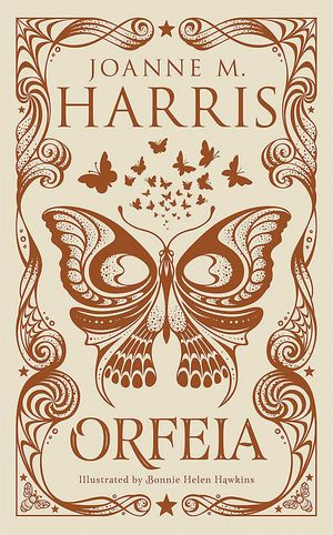 [The cover for Orfeia (Signed Bookplate Edition Hardcover)]