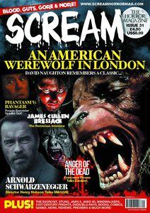 [Scream Magazine #32 (Product Image)]