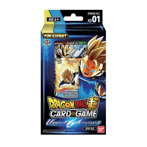 [Dragon Ball Super: Card Game: Expert Deck (Product Image)]