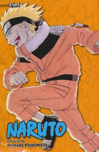 [Naruto: 3-In-1 Edition: Volume 6 (Product Image)]