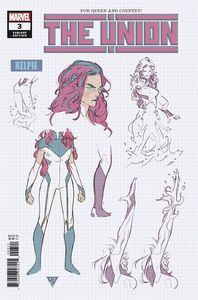 [The Union #3 (Silva Design Variant) (Product Image)]