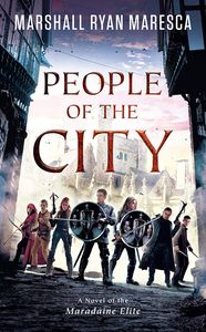 [Maradaine Elite: Book 3: People Of The City (Product Image)]