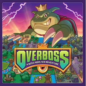 [Overboss: A Boss Monster Adventure (Product Image)]