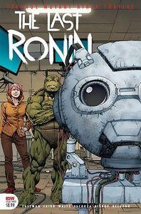 [Teenage Mutant Ninja Turtles: The Last Ronin #3 (2nd Printing) (Product Image)]