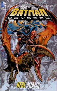 [Batman: Odyssey (Hardcover) (Product Image)]