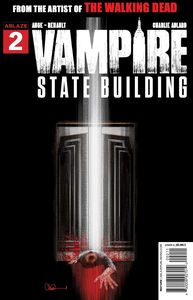 [Vampire State Building #2 (Cover A Adlard) (Product Image)]