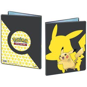 [Pokémon: Trading Card Game: 9 Pocket Portfolio: Pikachu (Product Image)]