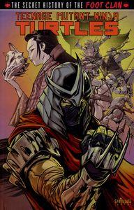 [Teenage Mutant Ninja Turtles: Secret History Of The Foot Clan (Product Image)]