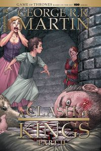 [George R. R. Martin's A Clash Of Kings #4 (Cover A Miller) (Product Image)]